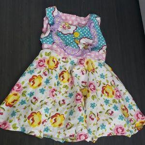 Jelly the Pug dress